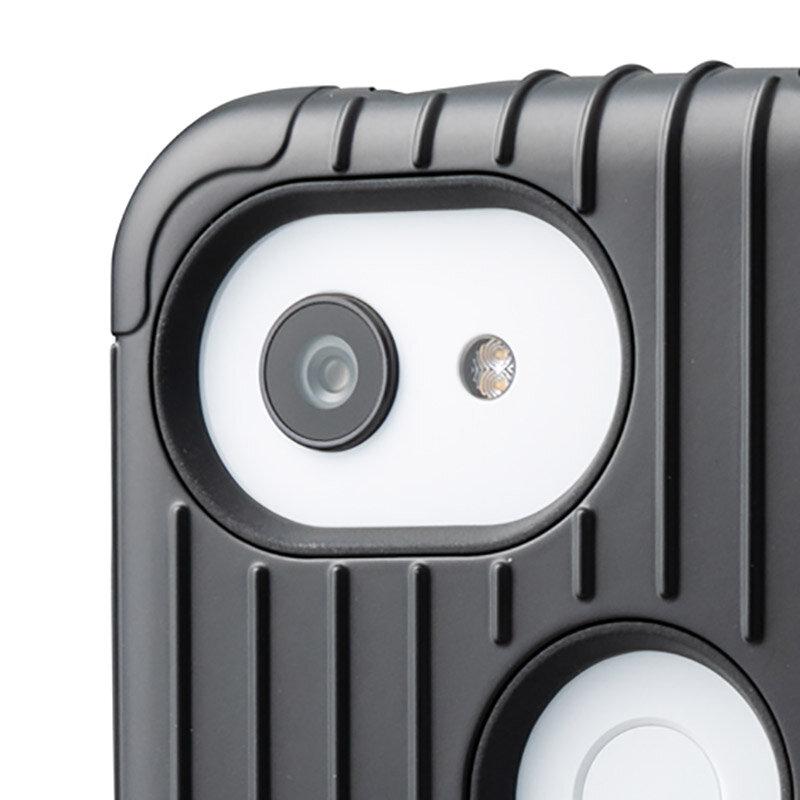 本体カメラの保護