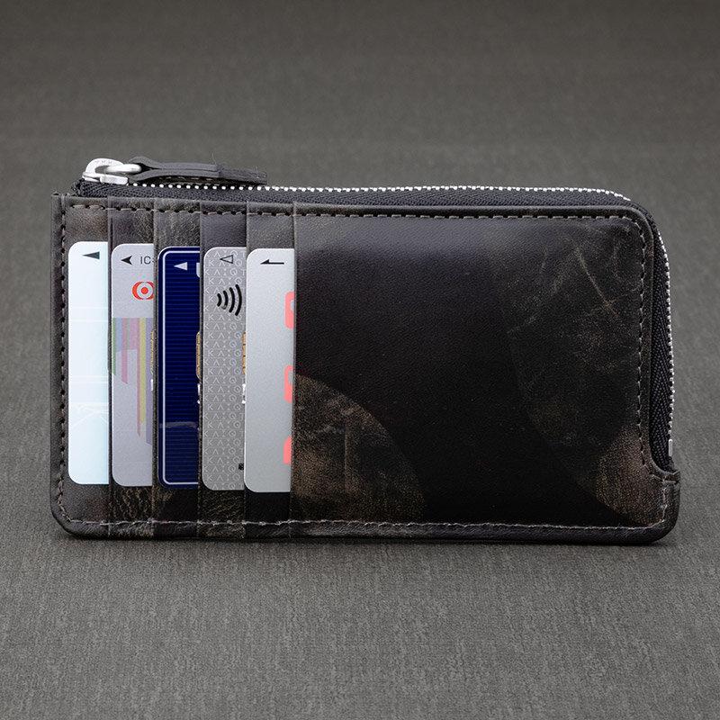外側カードポケット