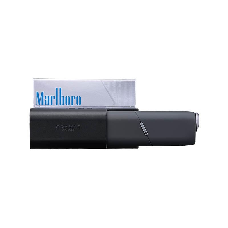 専用タバコも一緒に持てる