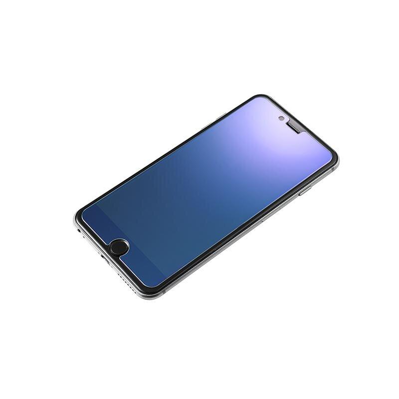 簡易ミラーとして使える液晶保護ガラス(バックライトOFF)
