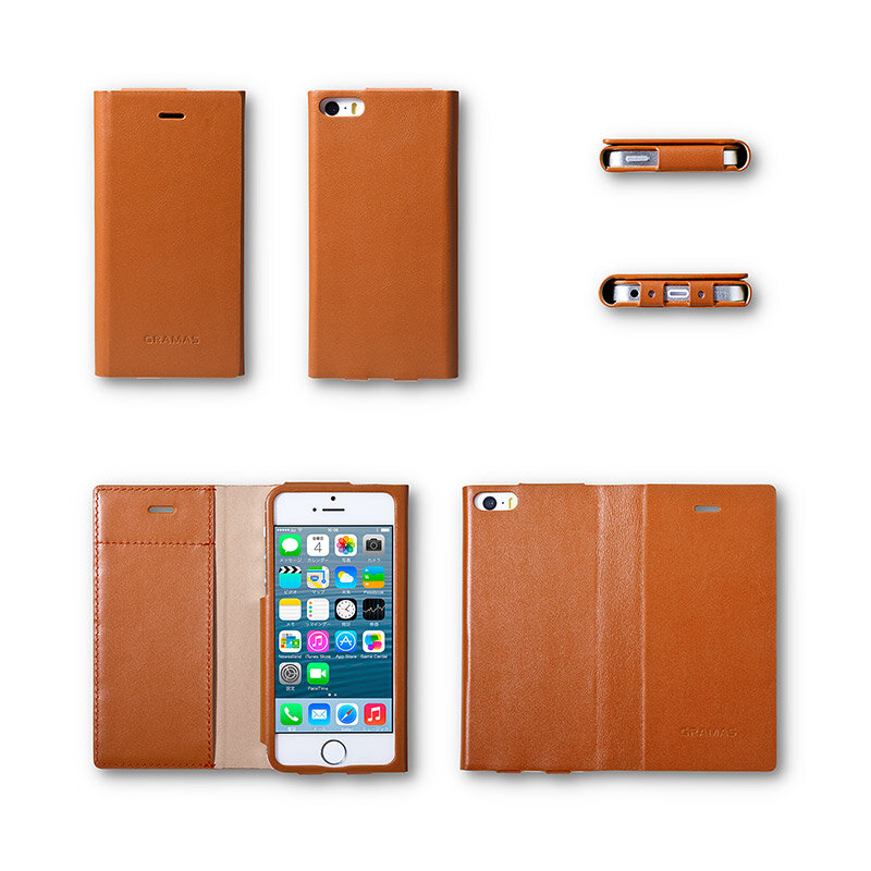 One Sheet Leather Case