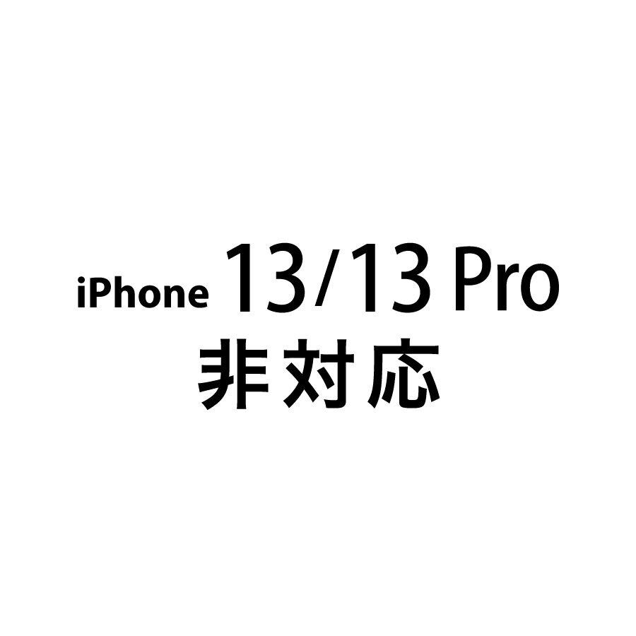 iPhone 13/13 Pro 非対応